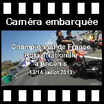 Camera embarqée Rotax Ancenis